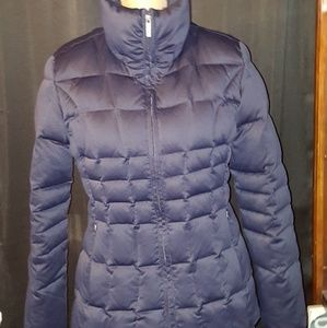 Womens down filled Calvin Klein puffer jacket sz M